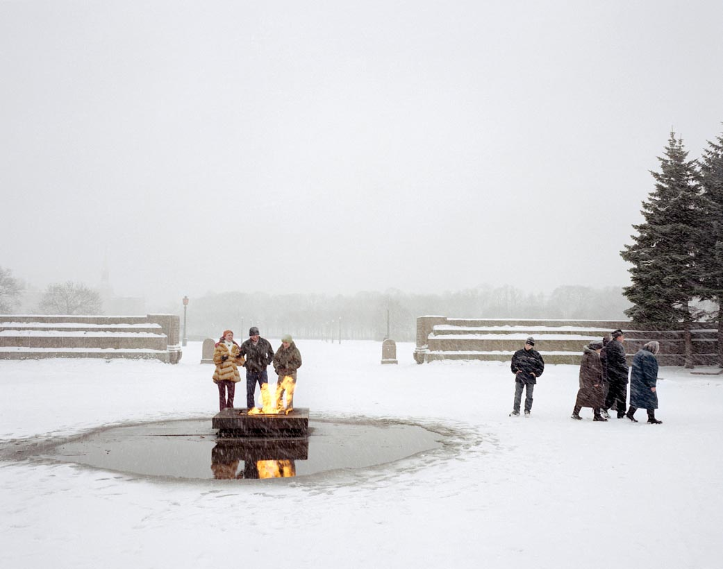 Motherland: Photos of unfeigned Russia by Simon Roberts - 20