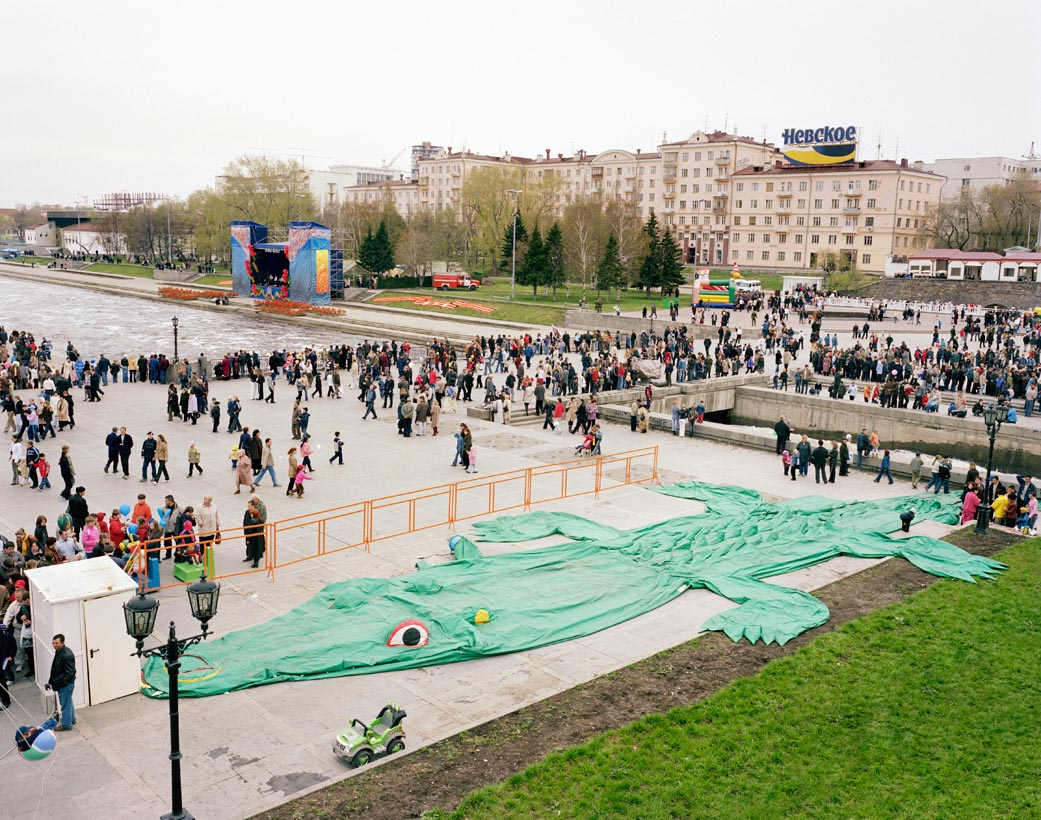 Motherland: Photos of unfeigned Russia by Simon Roberts - 27