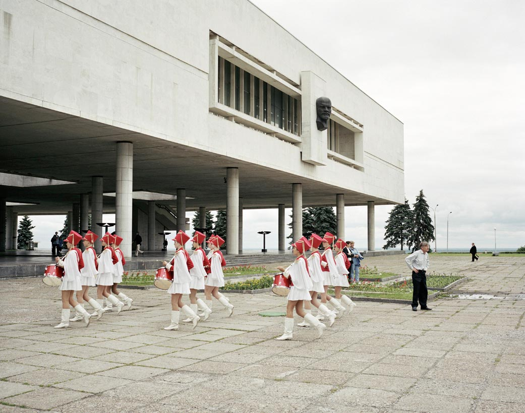 Motherland: Photos of unfeigned Russia by Simon Roberts - 30