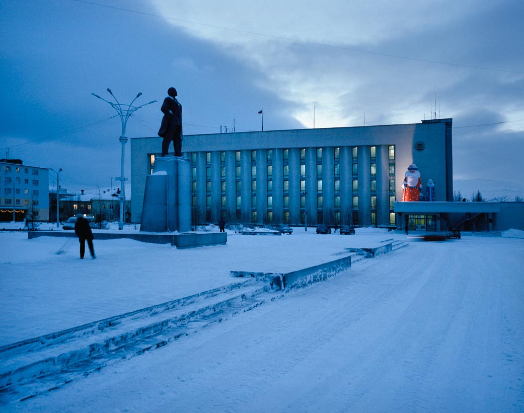 Motherland: Photos of unfeigned Russia by Simon Roberts - 47