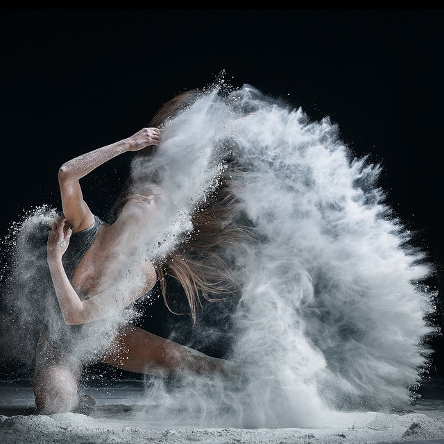 Art of graceful ballet dancing on photos by Alexander Yakovlev - 16