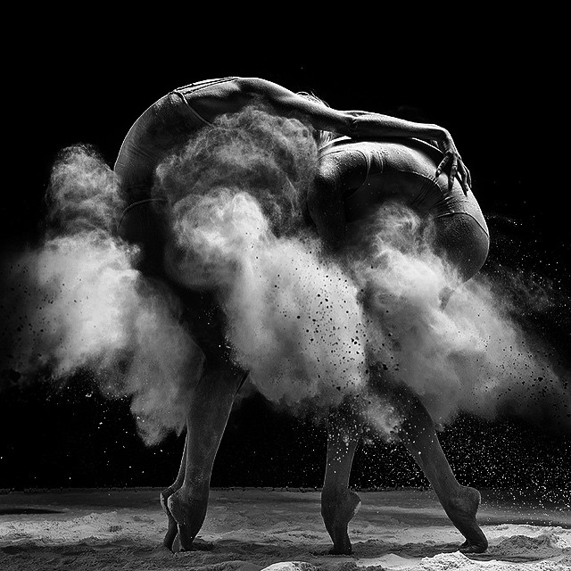 Art of graceful ballet dancing on photos by Alexander Yakovlev - 24