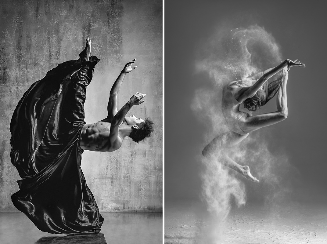 Art of graceful ballet dancing on photos by Alexander Yakovlev - 9