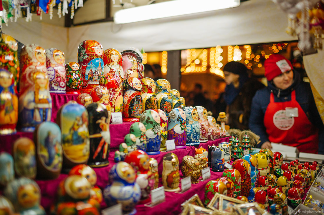 Festival of Christmas and New Year in Moscow - 17