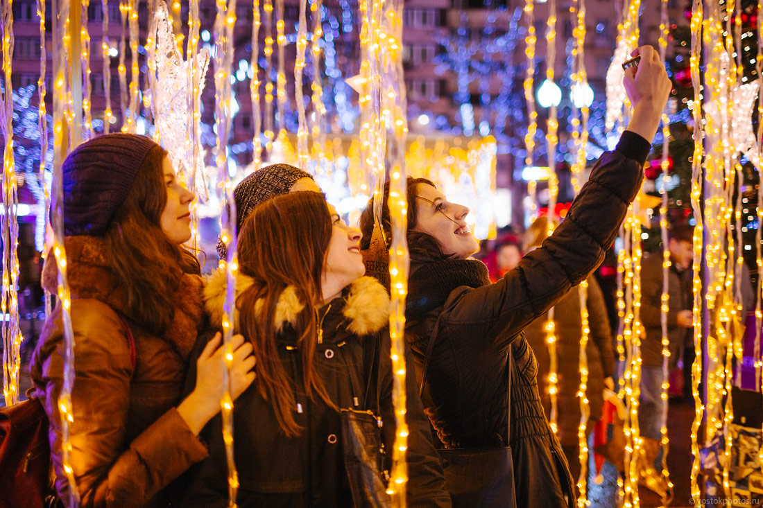 Festival of Christmas and New Year in Moscow - 41