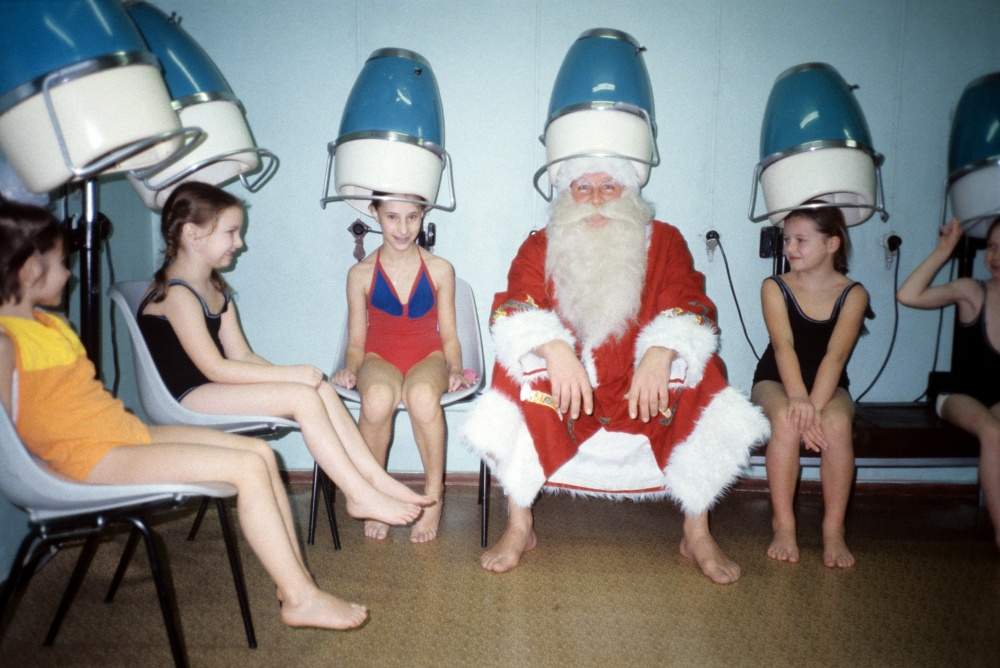 Ded Moroz: Photos of Slavic Santa Claus from the USSR - 12