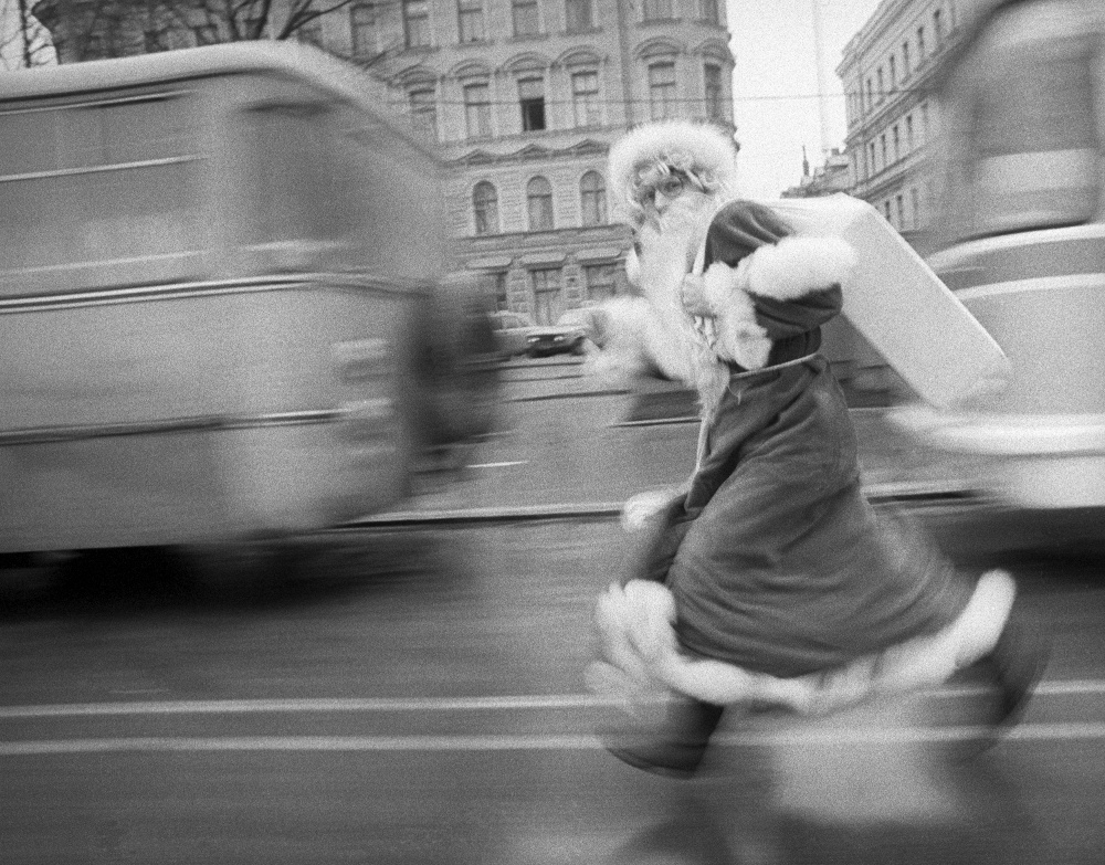 Ded Moroz: Photos of Slavic Santa Claus from the USSR - 14