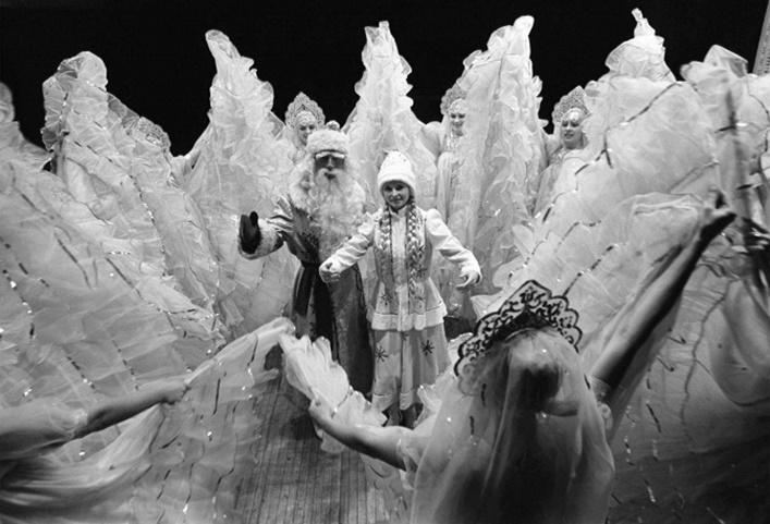 Ded Moroz: Photos of Slavic Santa Claus from the USSR - 19