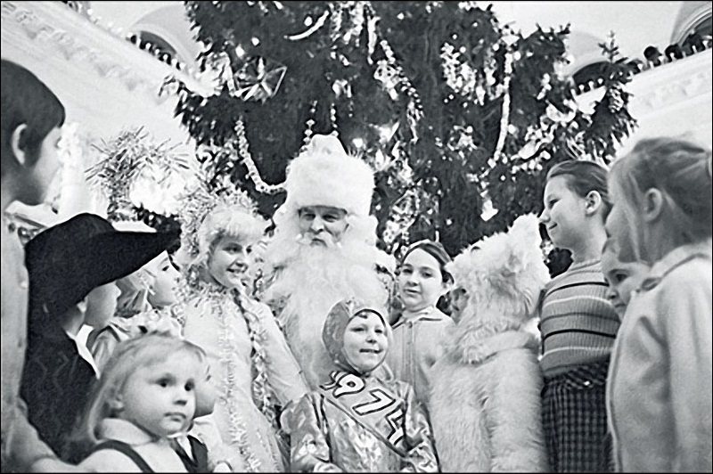 Ded Moroz: Photos of Slavic Santa Claus from the USSR - 20
