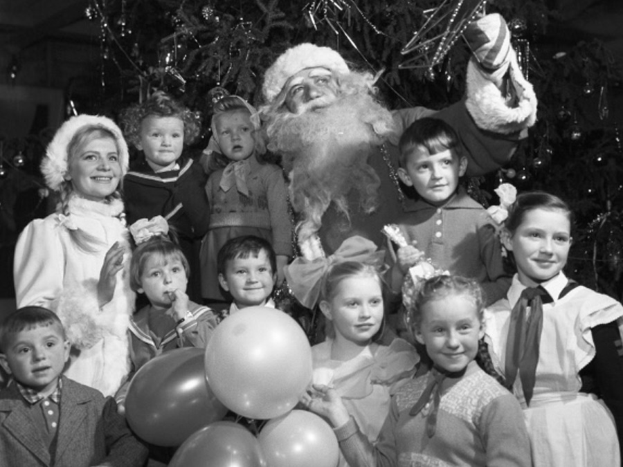 Ded Moroz: Photos of Slavic Santa Claus from the USSR - 26