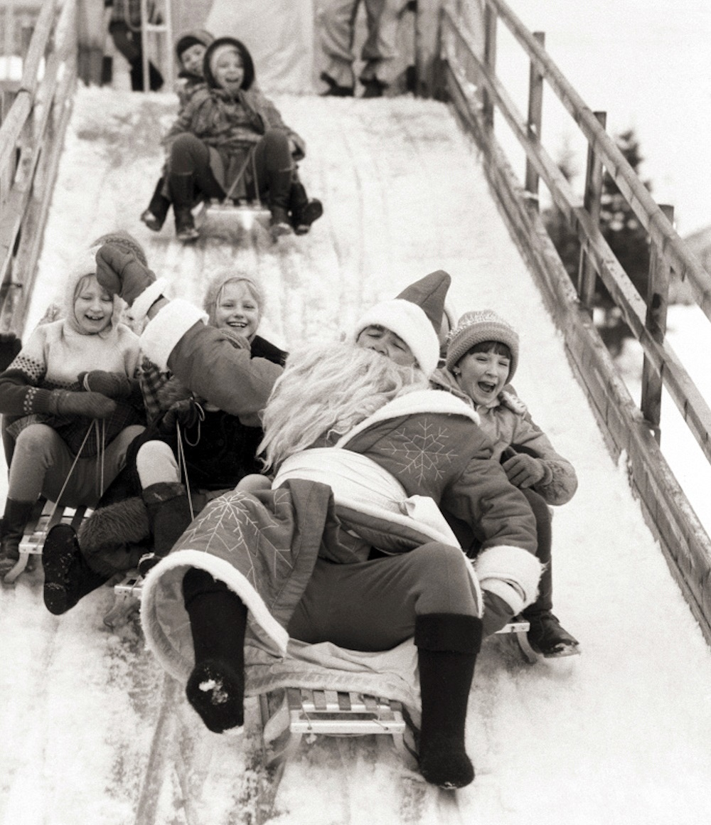 Ded Moroz: Photos of Slavic Santa Claus from the USSR - 6