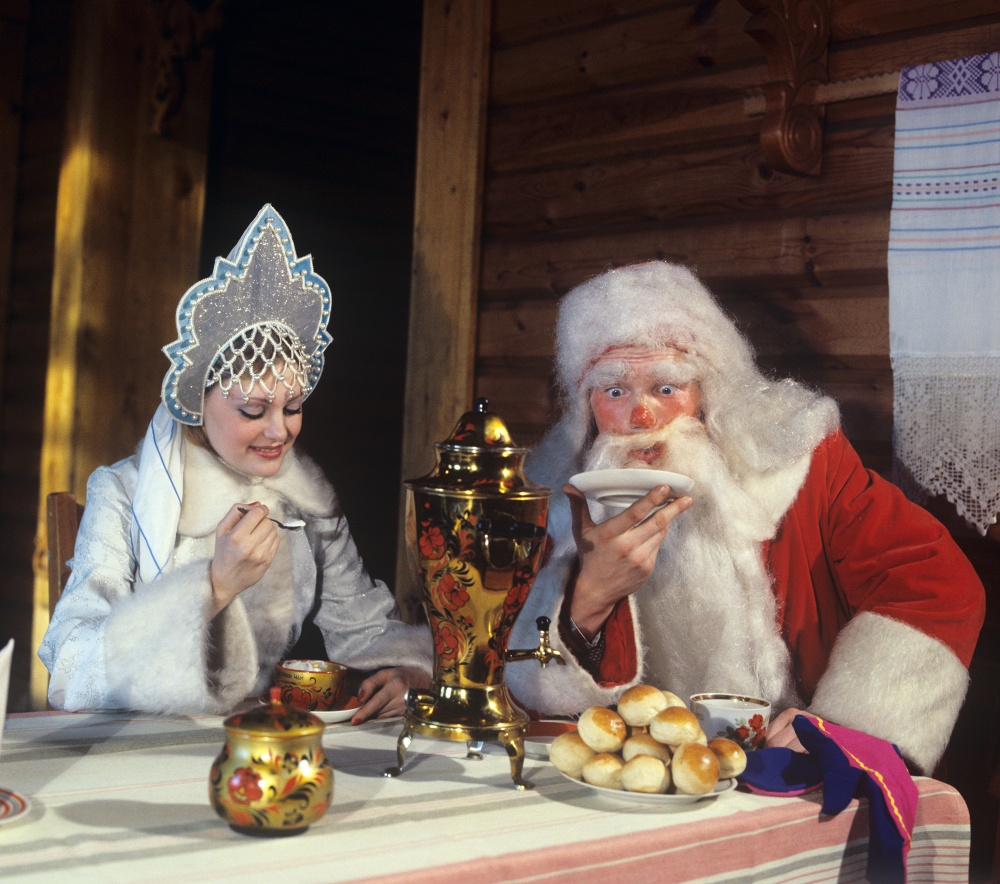Ded Moroz: Photos of Slavic Santa Claus from the USSR - 7