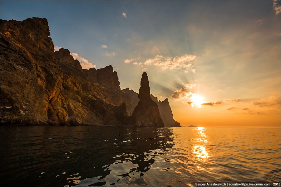 12 photos of the Crimean Peninsula at different times of year - 5