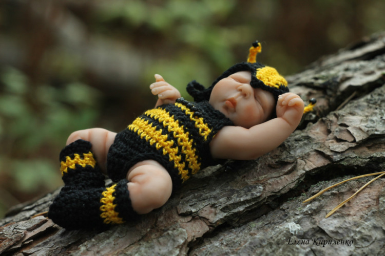 Sweet babies: Inimitable hand-made dolls by Elena Kirilenko - 1