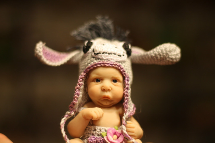 Sweet babies: Inimitable hand-made dolls by Elena Kirilenko - 10