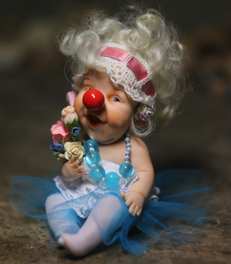 Sweet babies: Inimitable hand-made dolls by Elena Kirilenko - 23