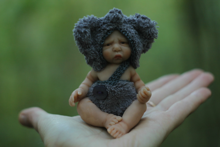 Sweet babies: Inimitable hand-made dolls by Elena Kirilenko - 5