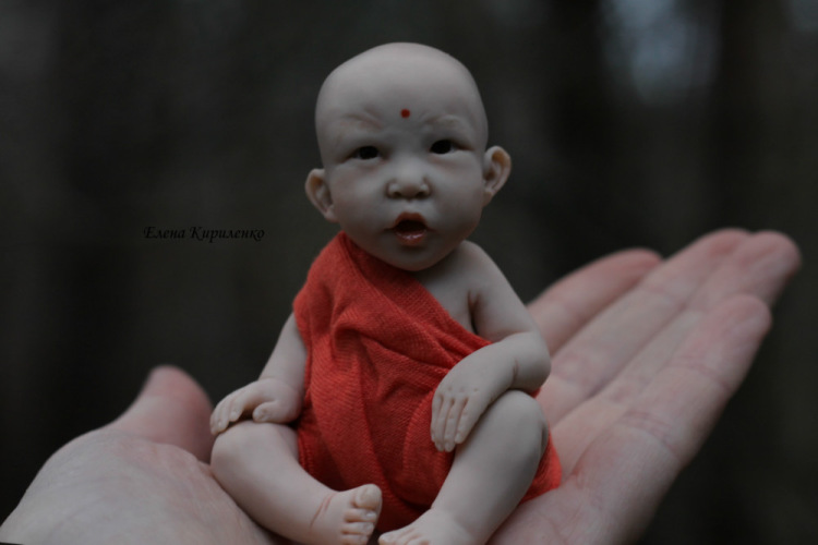 Sweet babies: Inimitable hand-made dolls by Elena Kirilenko - 7