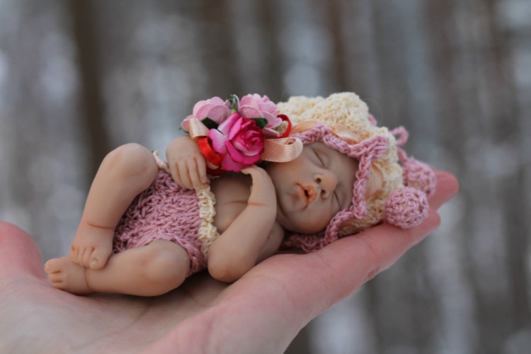 Sweet babies: Inimitable hand-made dolls by Elena Kirilenko - 8