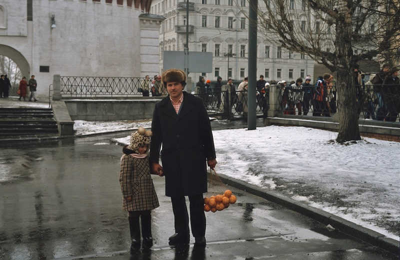 Moscow 1980s: Interesting historical photos of the Soviet capital - 27