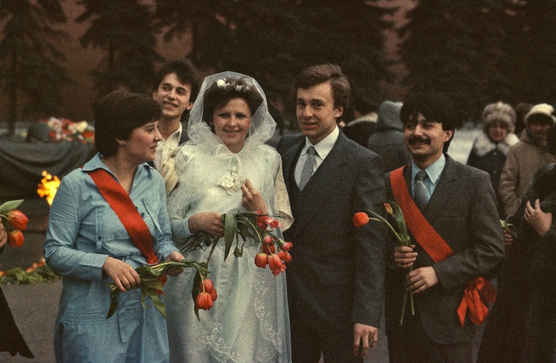 Moscow 1980s: Interesting historical photos of the Soviet capital - 28