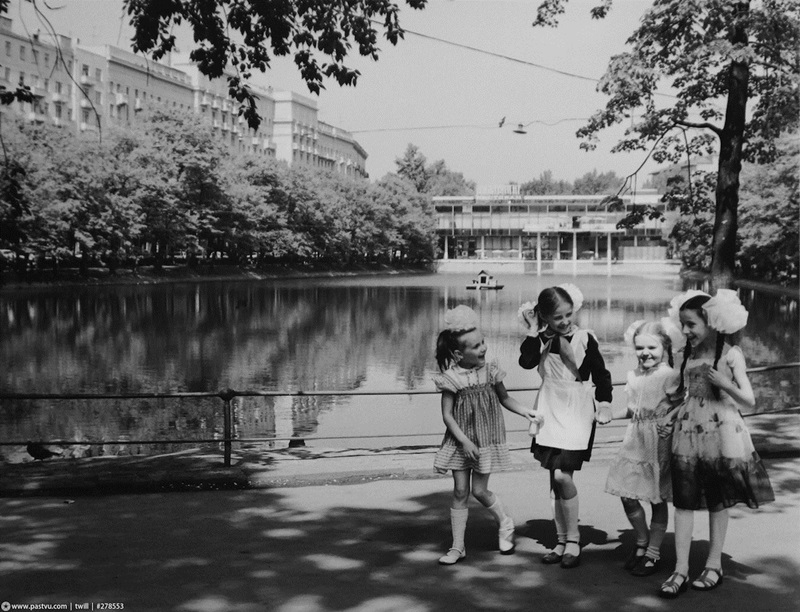 Moscow 1980s: Interesting historical photos of the Soviet capital - 35