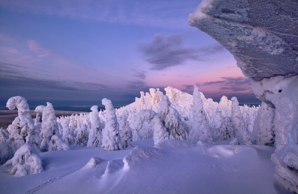 Magnificent landscapes of Northern Ural by Sergey Makurin - 13