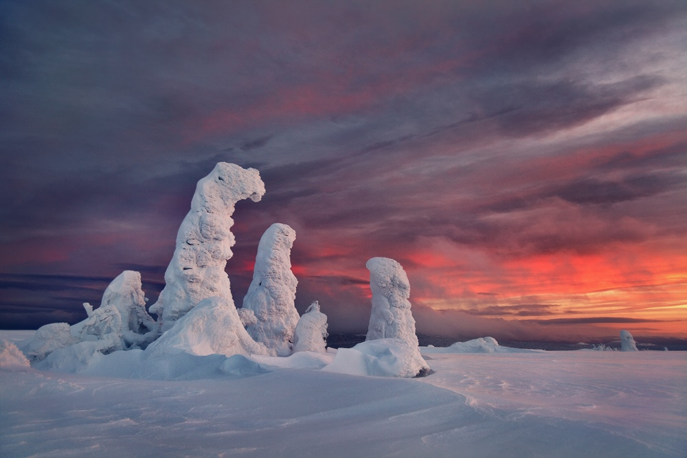 Magnificent landscapes of Northern Ural by Sergey Makurin - 17