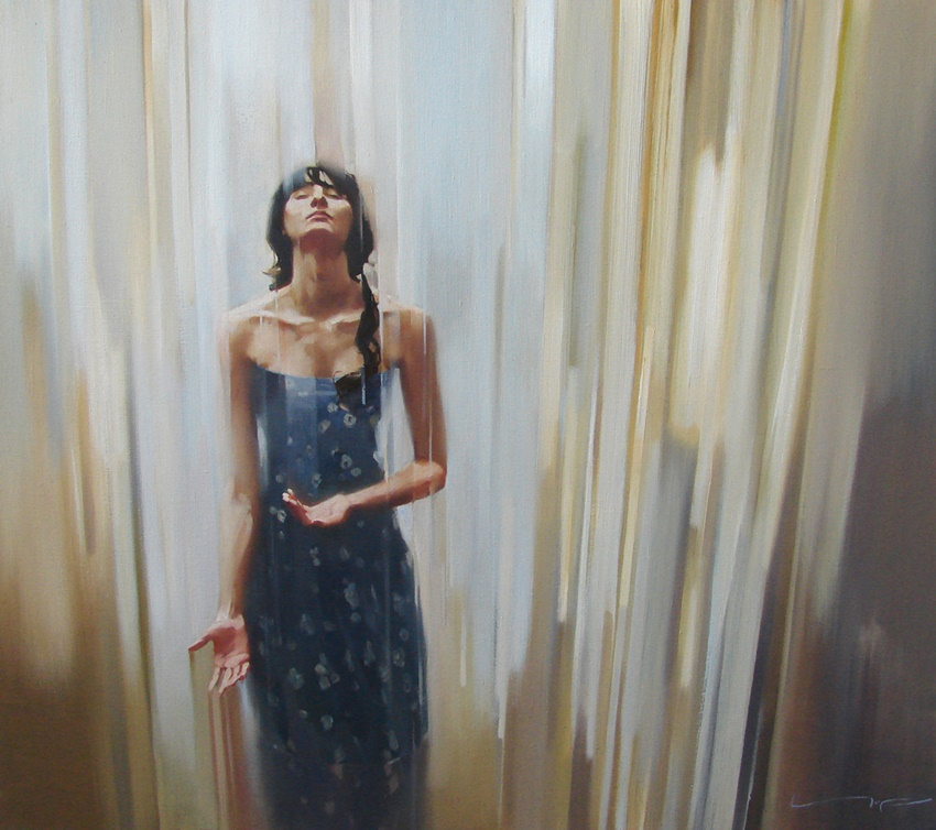 Good morning, beautiful woman: Paintings by Alexey Chernigin - 13
