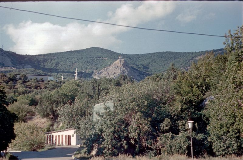 Historical photographs of Soviet Crimea's resort cities in 1970s - 11