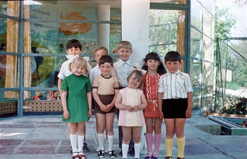 Historical photographs of Soviet Crimea's resort cities in 1970s - 13