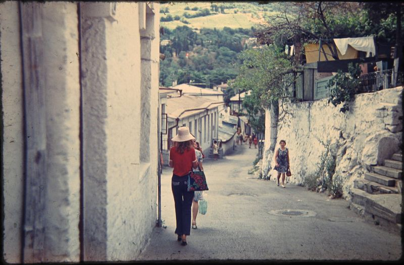 Historical photographs of Soviet Crimea's resort cities in 1970s - 3