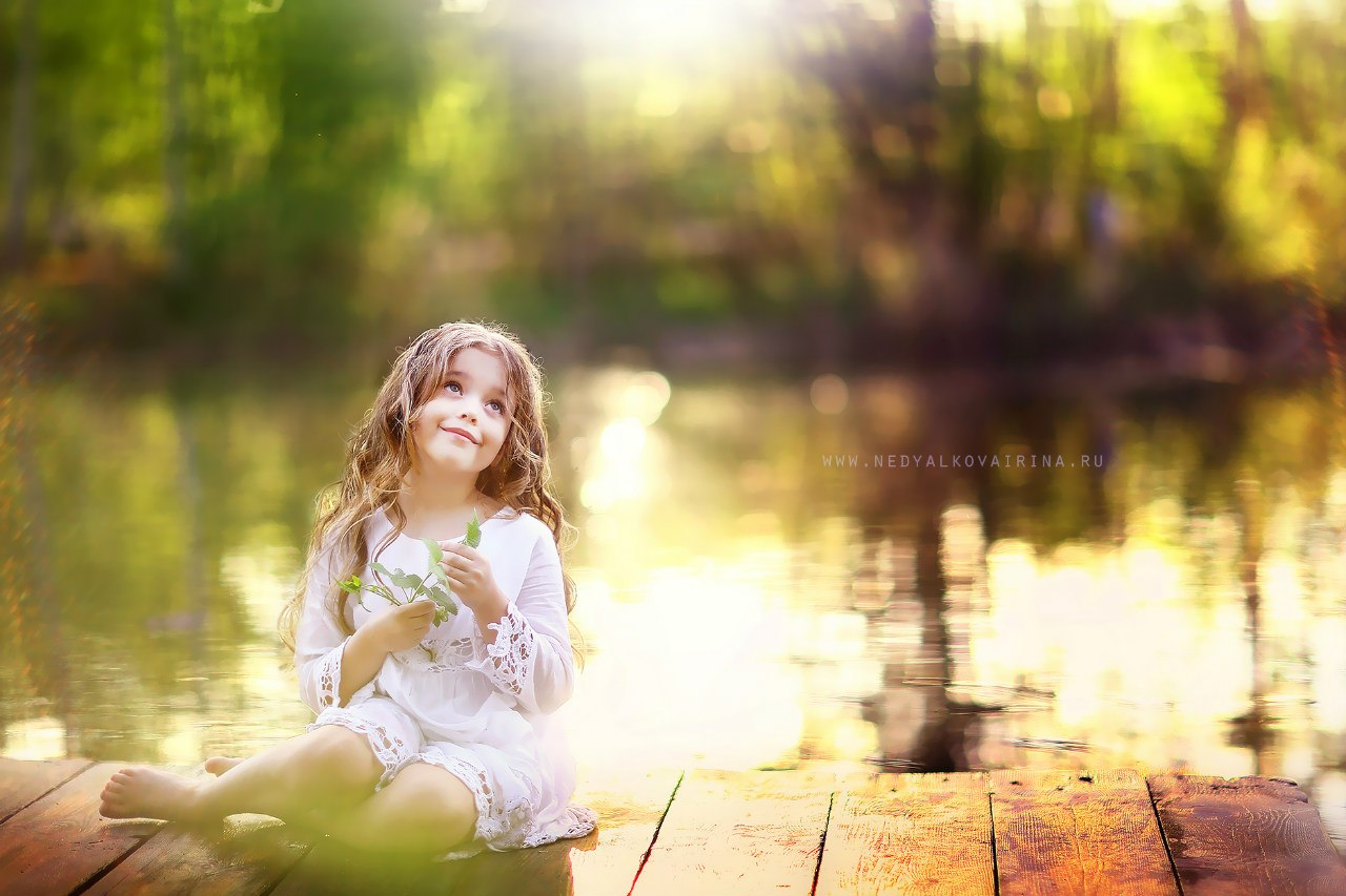 Fairy childhood: Truly sweet photos of kids by Irina Nedyalkova - 16