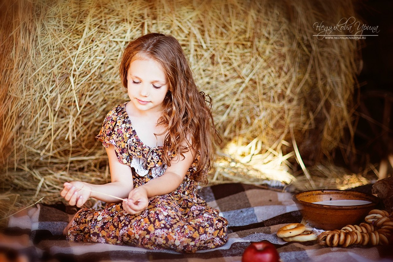 Fairy childhood: Truly sweet photos of kids by Irina Nedyalkova - 2