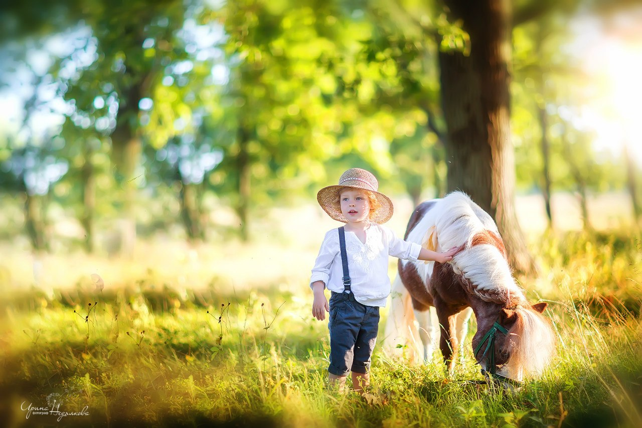 Fairy childhood: Truly sweet photos of kids by Irina Nedyalkova - 23