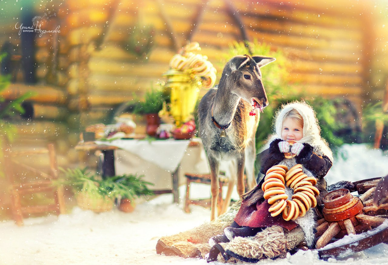 Fairy childhood: Truly sweet photos of kids by Irina Nedyalkova - 29