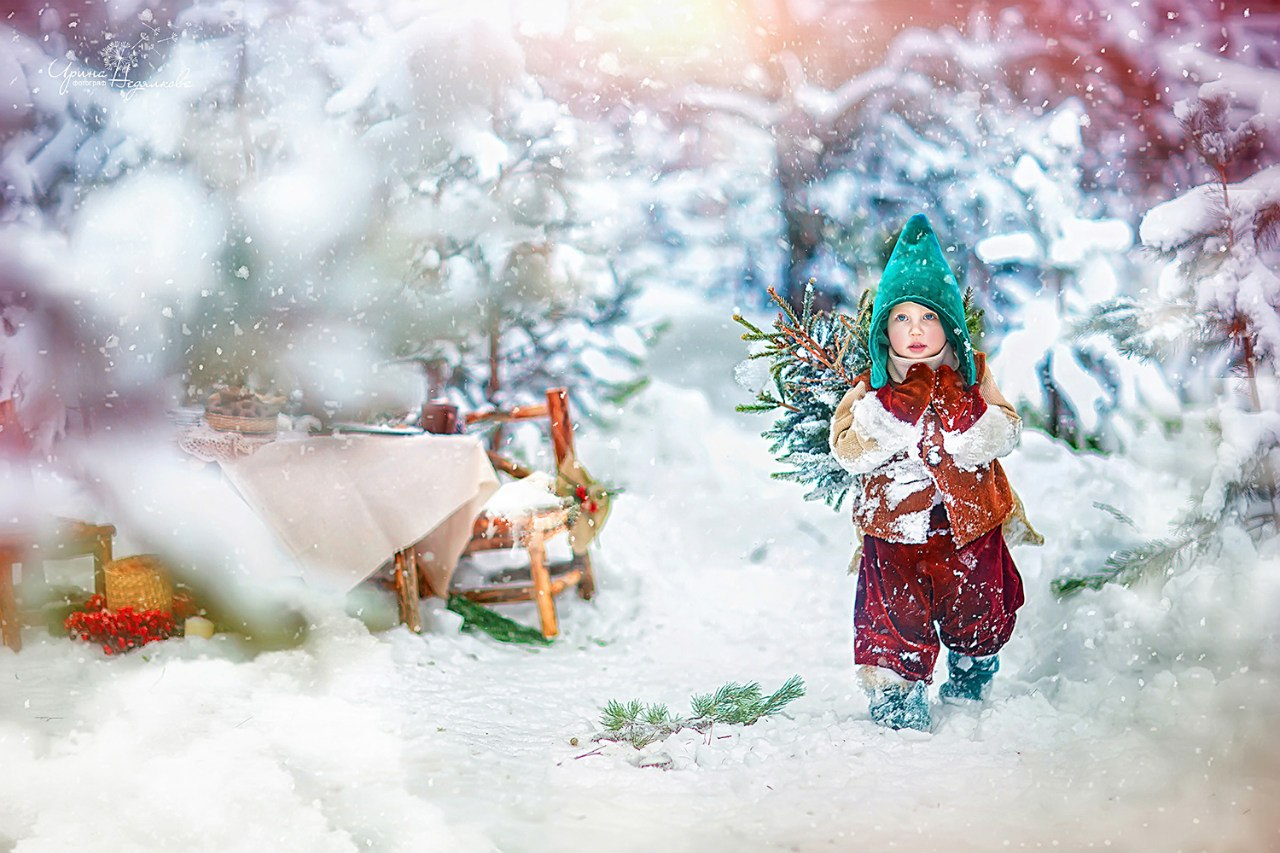 Fairy childhood: Truly sweet photos of kids by Irina Nedyalkova - 31