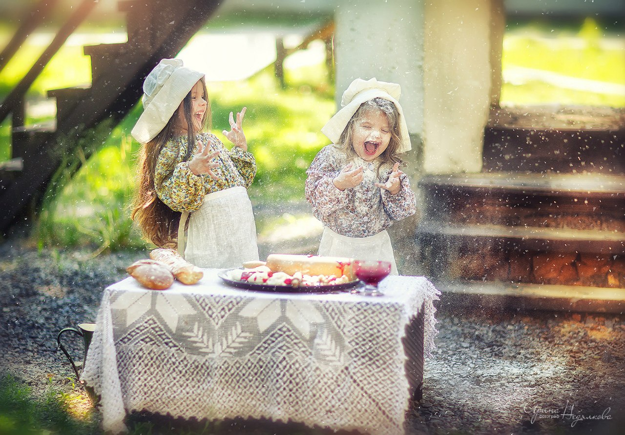 Fairy childhood: Truly sweet photos of kids by Irina Nedyalkova - 32