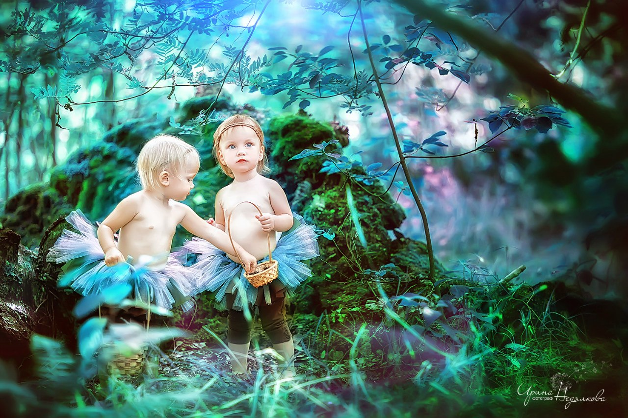 Fairy childhood: Truly sweet photos of kids by Irina Nedyalkova - 34