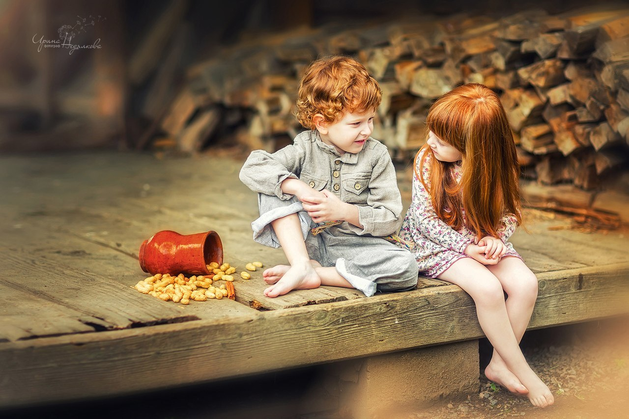 Fairy childhood: Truly sweet photos of kids by Irina Nedyalkova - 35