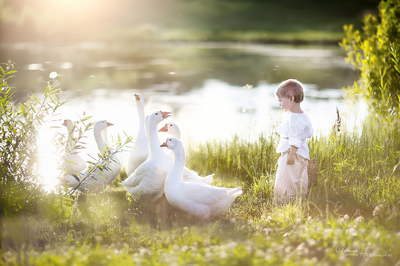 Fairy childhood: Truly sweet photos of kids by Irina Nedyalkova - 37