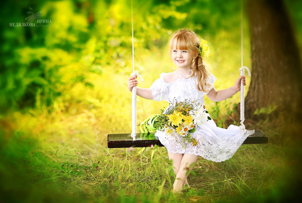 Fairy childhood: Truly sweet photos of kids by Irina Nedyalkova - 6