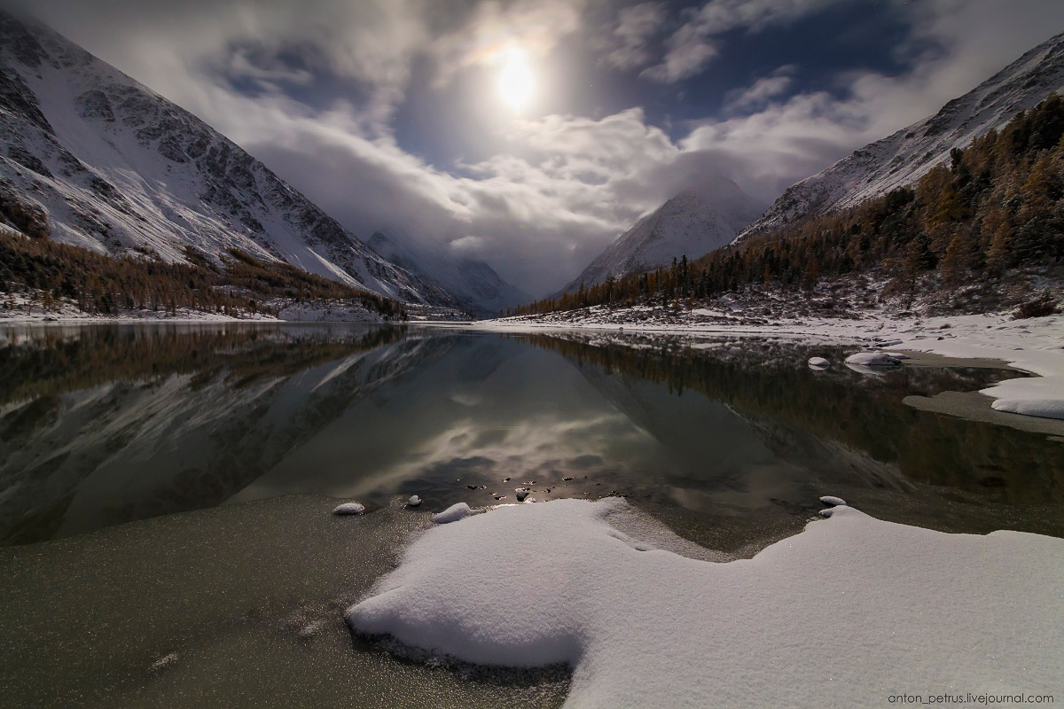 Severe but wonderful Altai winter in photos by Anton Petrus - 1