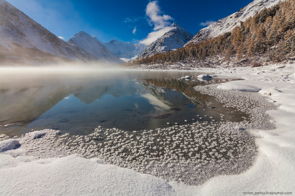 Severe but wonderful Altai winter in photos by Anton Petrus - 4
