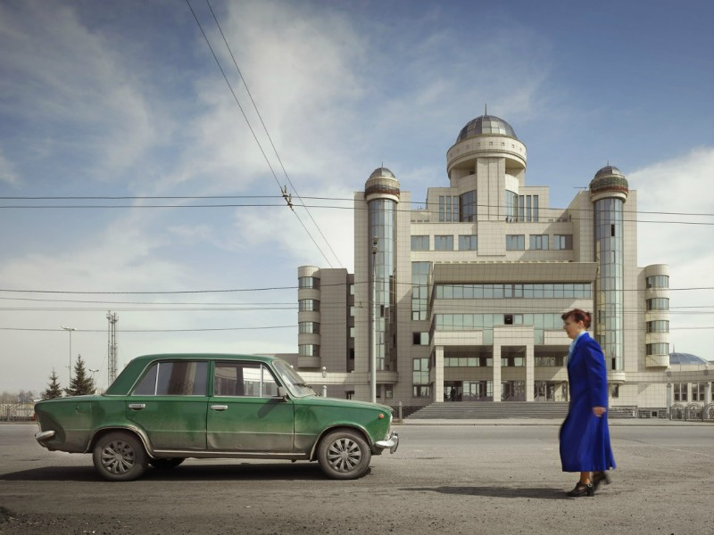 Time In Between: Fairy Tale of Russia in photos by Frank Herfort - 18