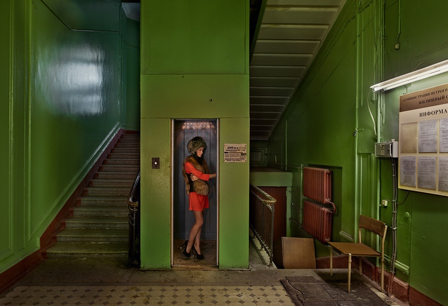 Time In Between: Fairy Tale of Russia in photos by Frank Herfort - 30