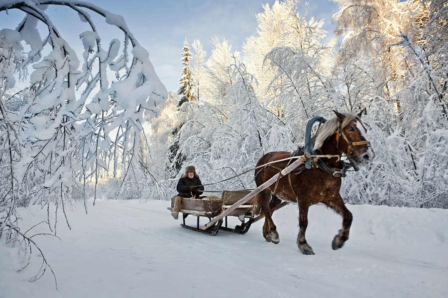 Time In Between: Fairy Tale of Russia in photos by Frank Herfort - 46