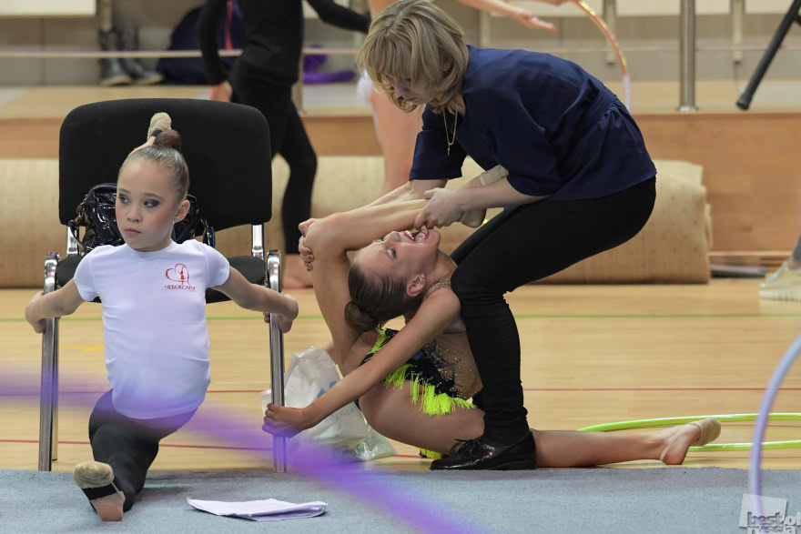 Best of Russia 2017 - 13: Young Gymnasts