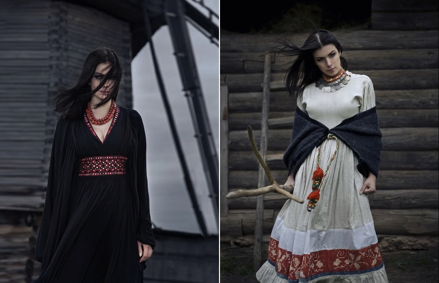 Beauty of Slavic folklore in photos by Andrey Yakovlev - 20