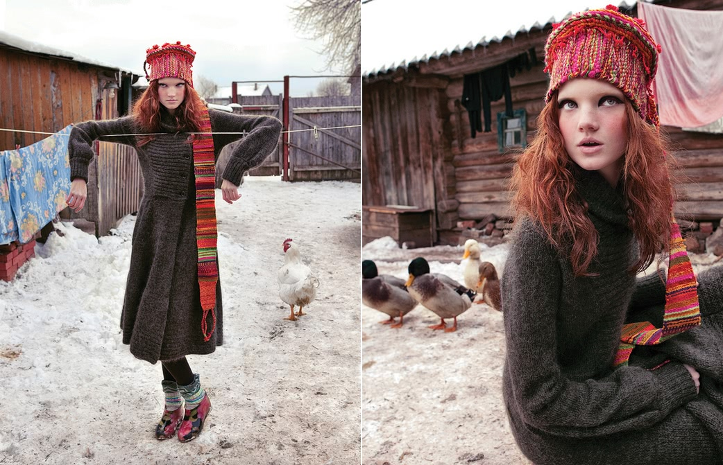 Beauty of Slavic folklore in photos by Andrey Yakovlev - 23
